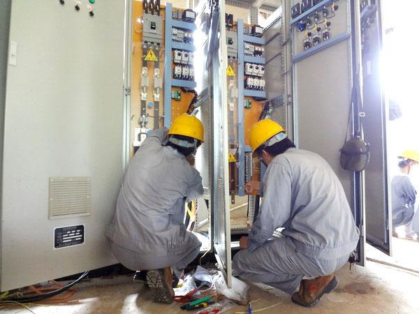 快速电气自动化实用班