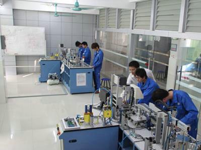 电气自动化培训实训基地 (2)