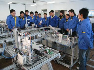 电气自动化培训实训基地